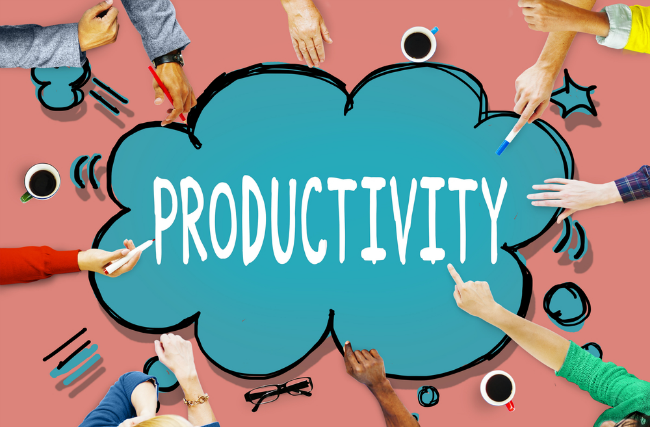 12 Easy Ways to Be More Productive at Work