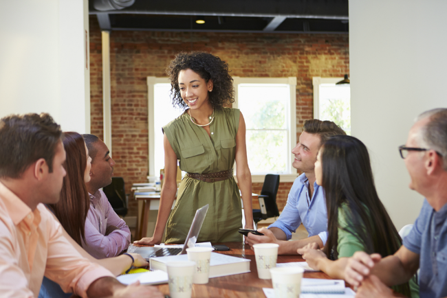 17 Reasons Women Make Great Leaders
