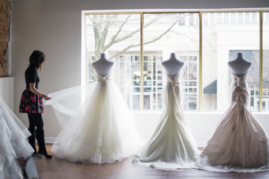 Small Business Snapshot: The White Magnolia Bridal Collection
