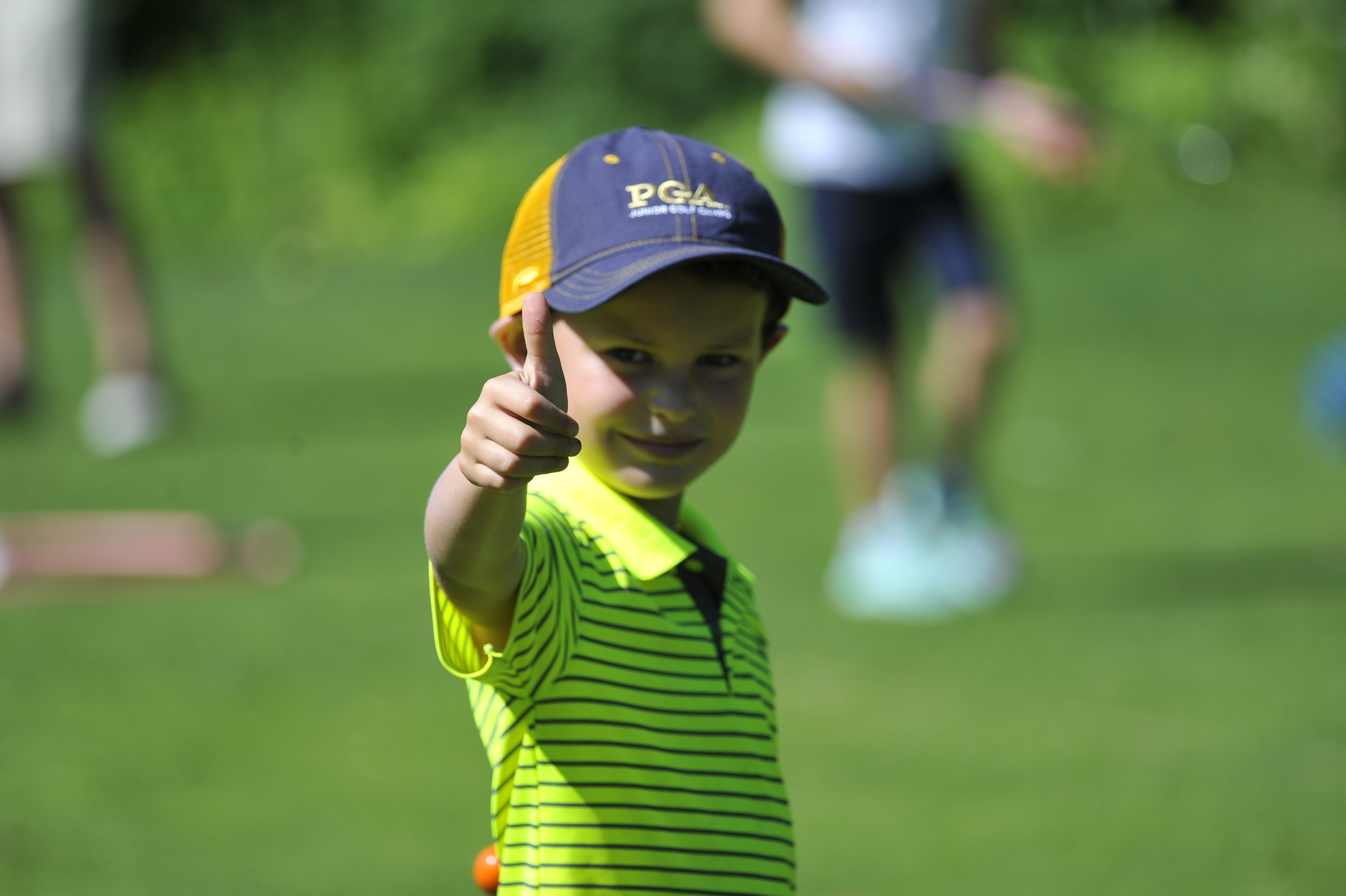 Small Business Snapshot: PGA Junior Golf Camps