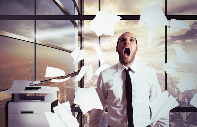 Will Your Employees Quit When They're Angry?