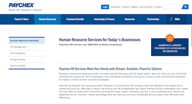 Paychex Review: Best PEO for Startups