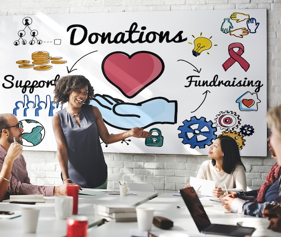 Engaged Employees Make for Successful Workplace Fundraisers