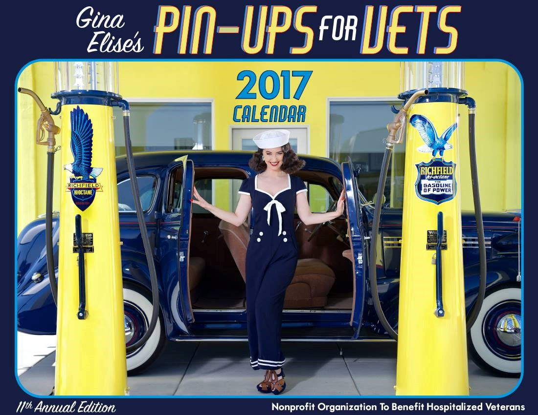 Small Business Snapshot: Pin-Ups for Vets