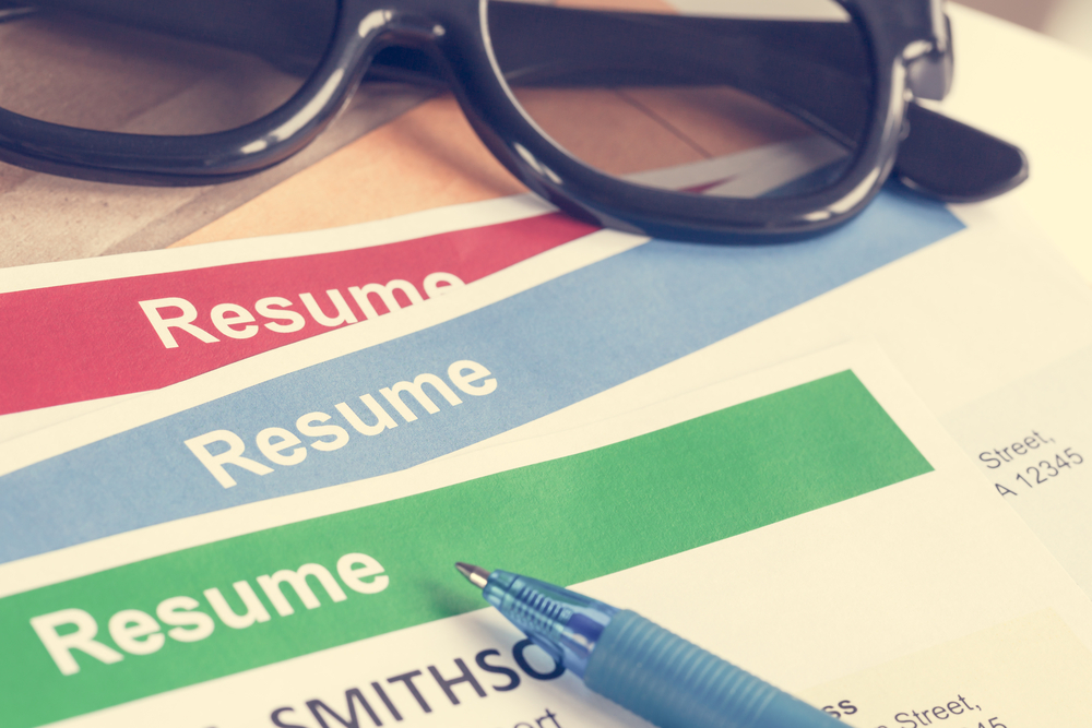 Key resume mistakes