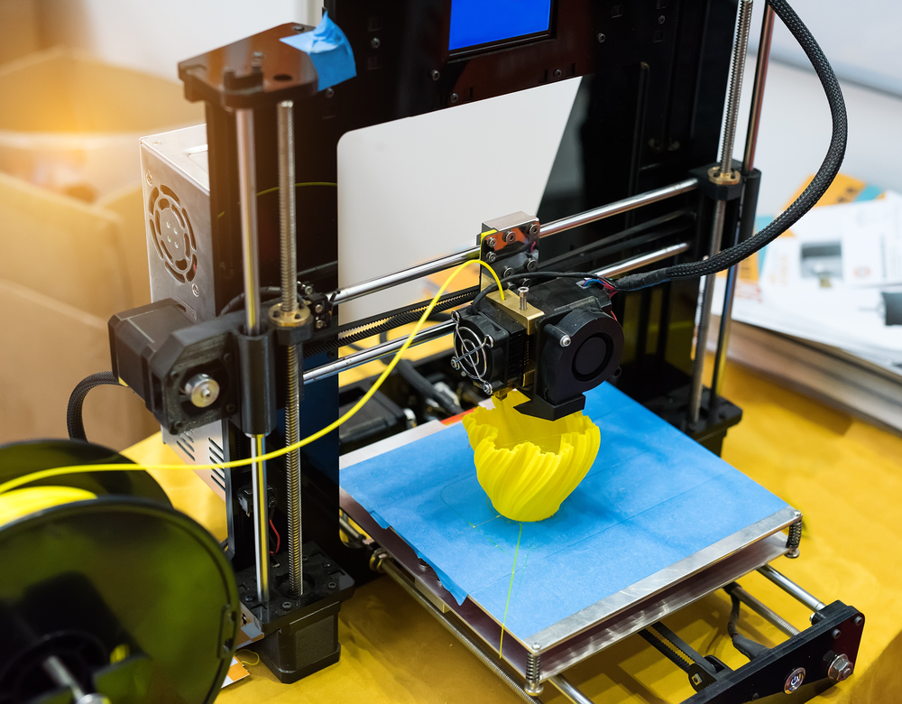 From Prototypes to Proteins, 3D Printing is Taking Hold