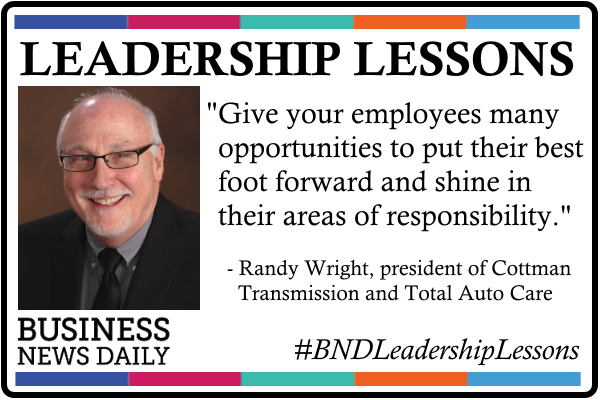 Leadership Lessons: Help Your Team Put Their Best Foot Forward