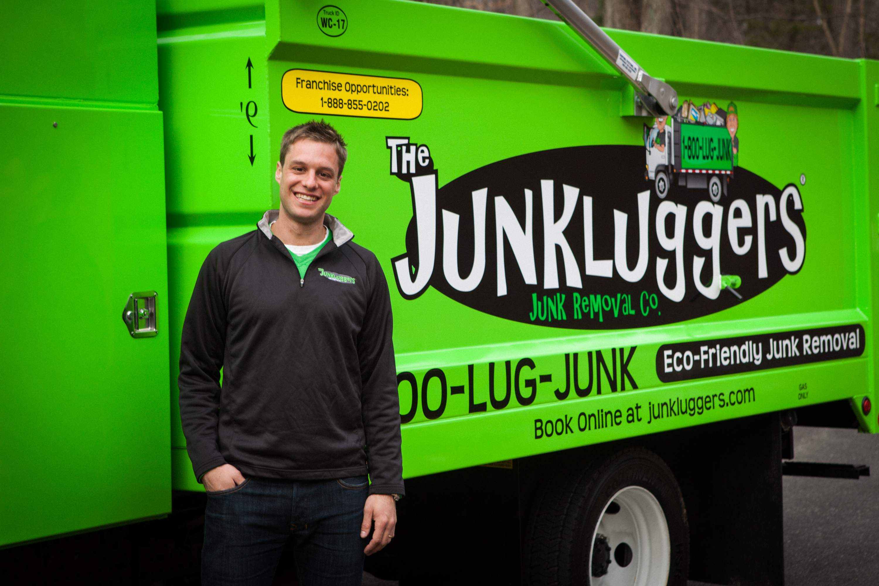 Clearing Away Self-Doubt Got My Junk Removal Business Out of a Rut