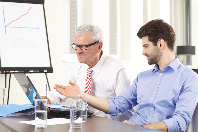 Work for a Younger Boss? How It Affects Your Commitment