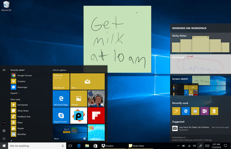 Windows 10 Anniversary Update: Top Business Features