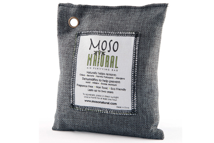 Natural air-purifying bag, $9.95-$20