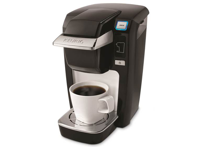 Keurig K15 coffee maker, $100