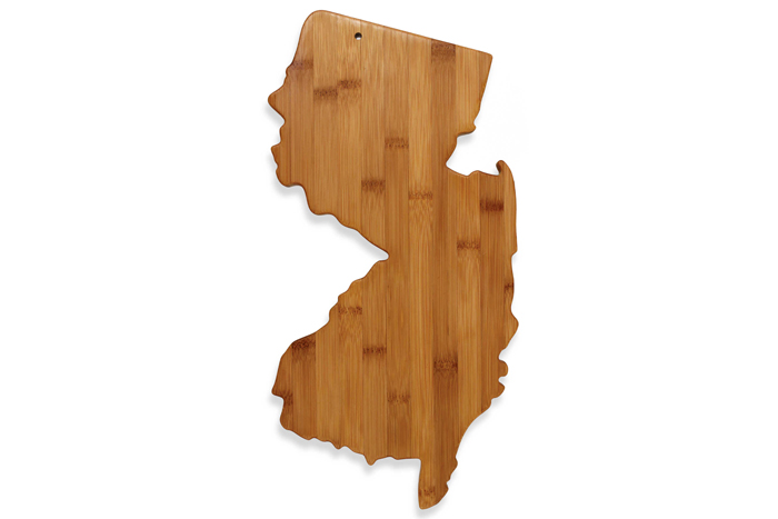 State cutting board, $20