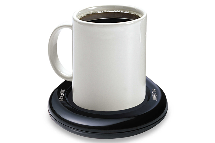 Mr. Coffee mug warmer, $10