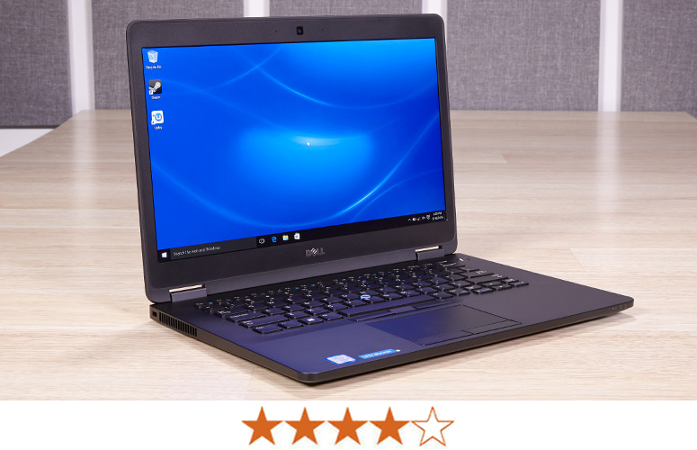 Dell Latitude 14 7000 (E7470) Review: Is It Good for Business?