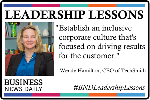 Leadership Lessons: Be Transparent and Drive Results