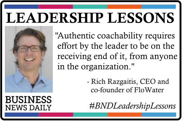 Leadership Lessons: Embody Authentic Coachability