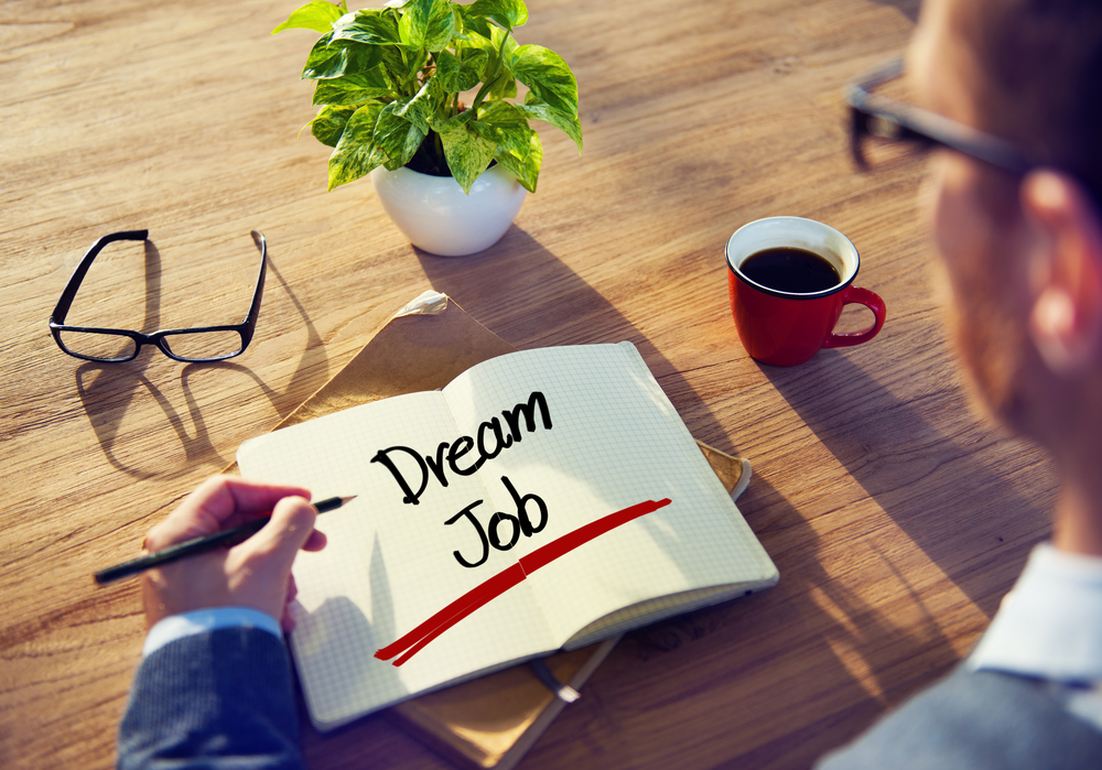 4 Steps to Landing Your Dream Job