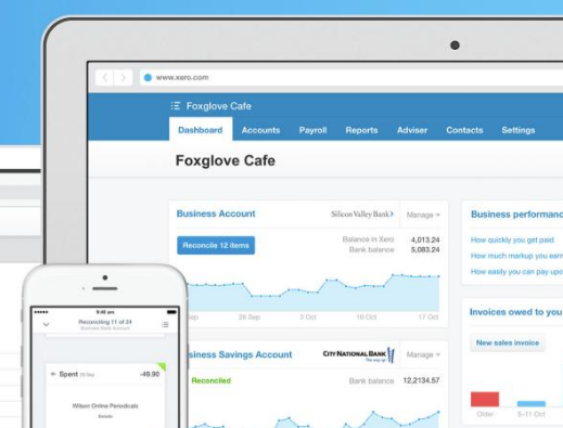 Xero Review: Best Accounting Software for Mac - photo#4