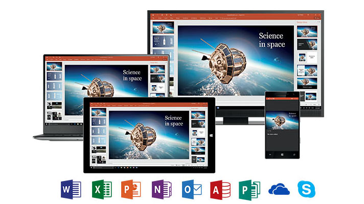 Microsoft Office 365 Home 1-year subscription - $59 (usually $99)