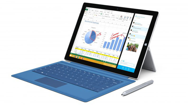 Microsoft Surface Pro 3 - $650 (usually $799)