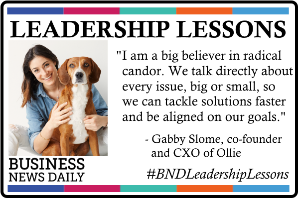 Leadership Lessons: 'Radical Candor' Establishes Trust and Transparency