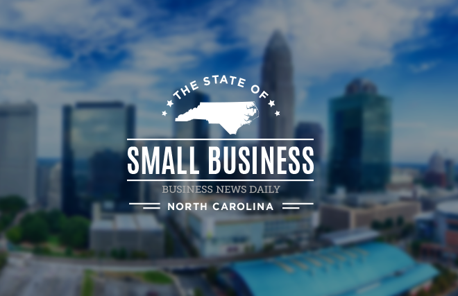 The State of Small Business: North Carolina