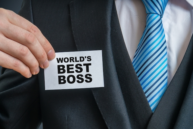 5 Traits Employees Want In a Boss