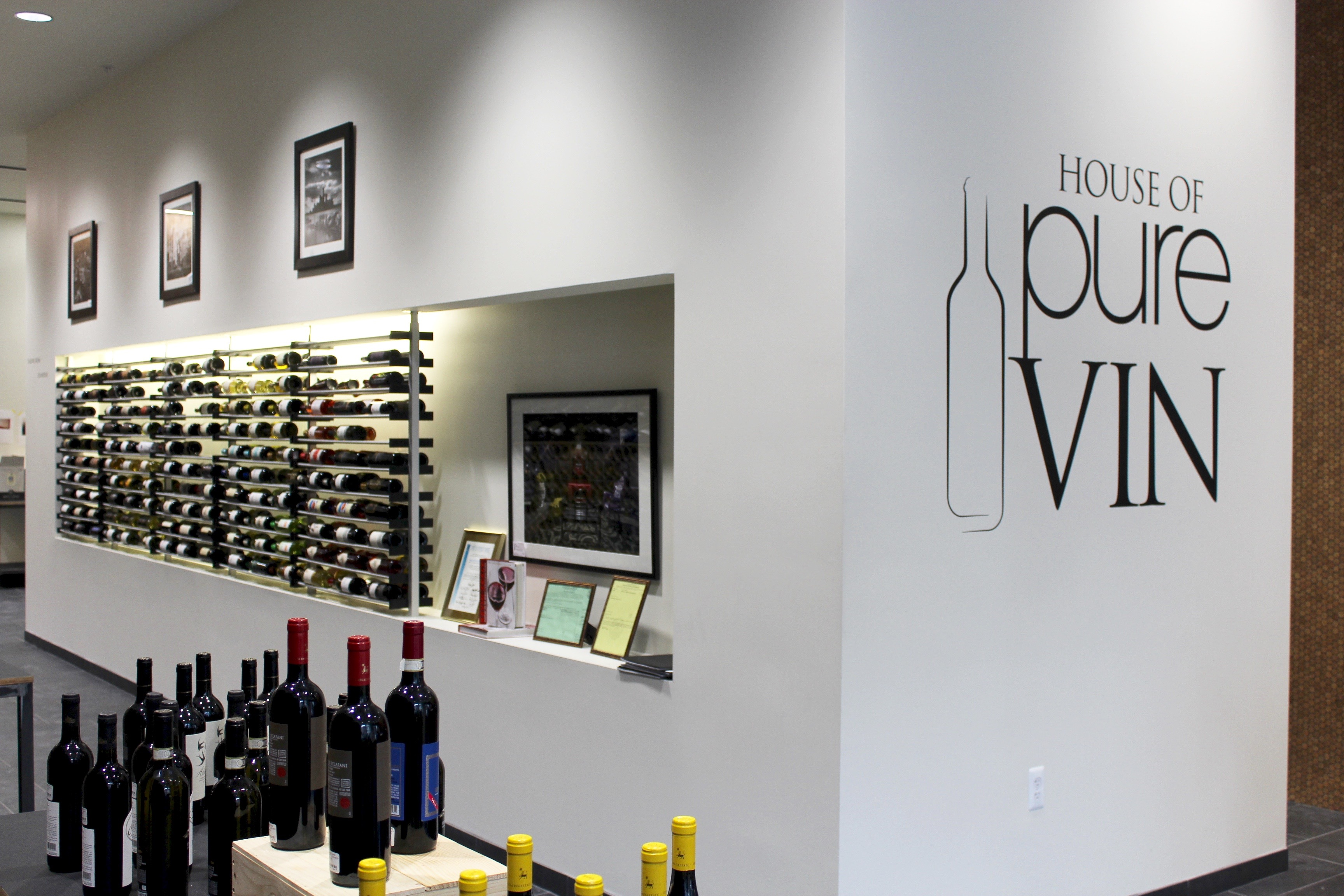 Small Business Snapshot: House of Pure Vin