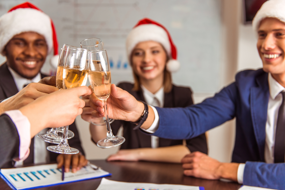 Holiday Party Etiquette: Stay on the Nice List