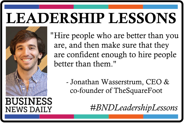 Leadership Lessons: Create a Strong Chain of Delegation
