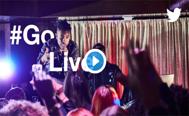 How to Use Twitter Live Video for Business