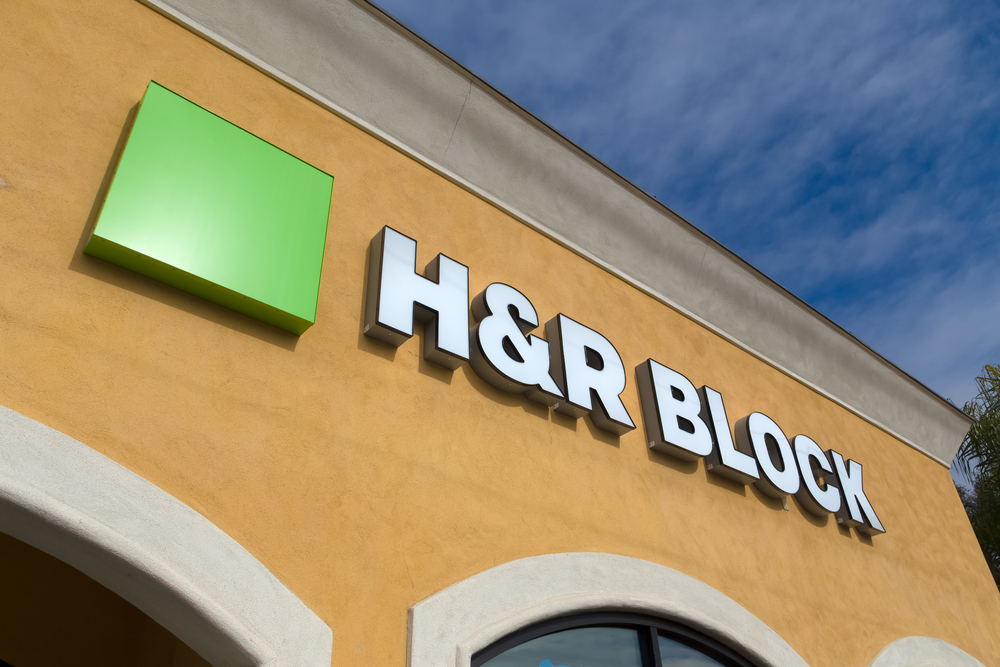 H&r block stock options
