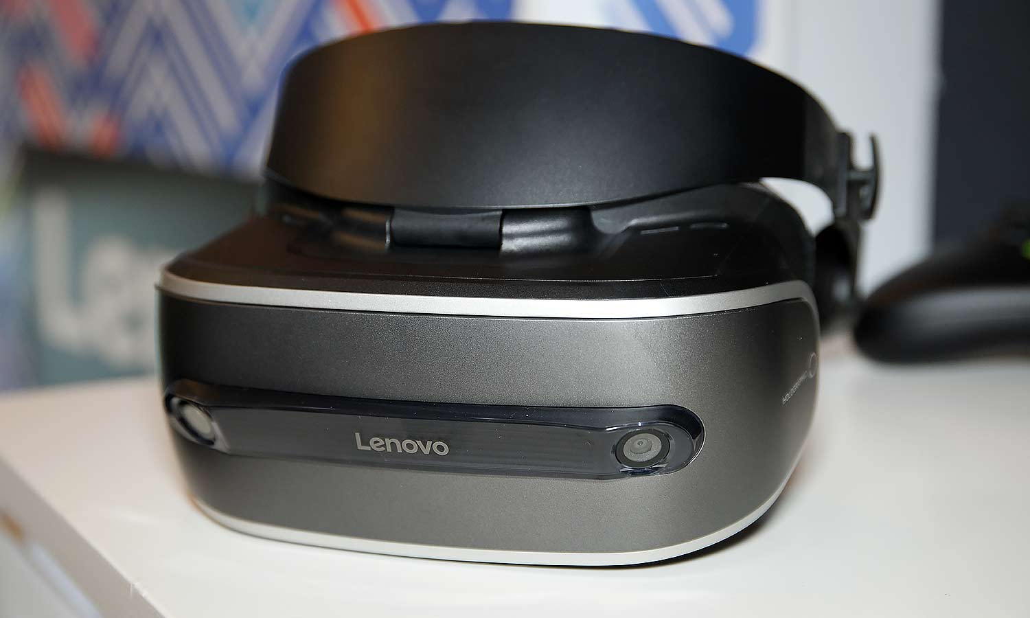 Lenovo's Affordable VR Headset Keeps Businesses in Mind