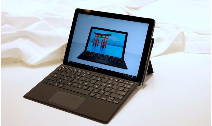 Dell's Latitude 5285 is a Serious Surface Rival