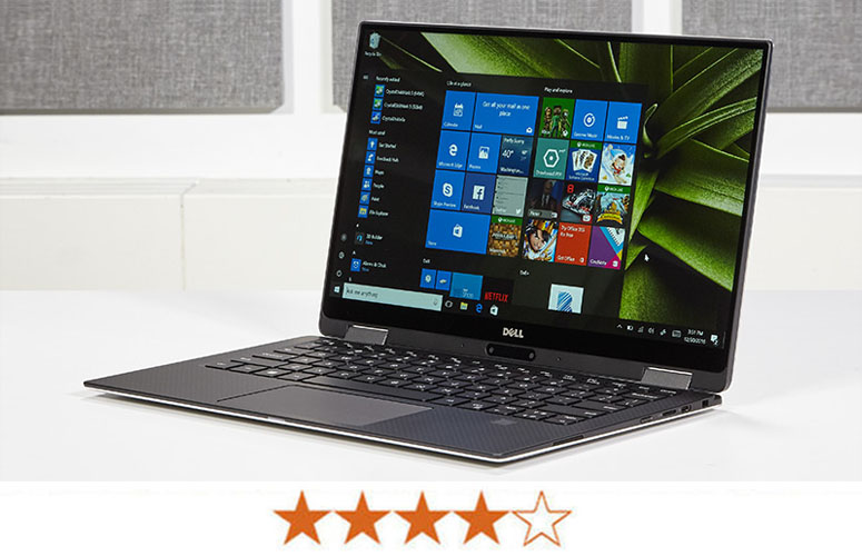 Dell XPS 13 2017 2-in-1: Is It Good for Business?