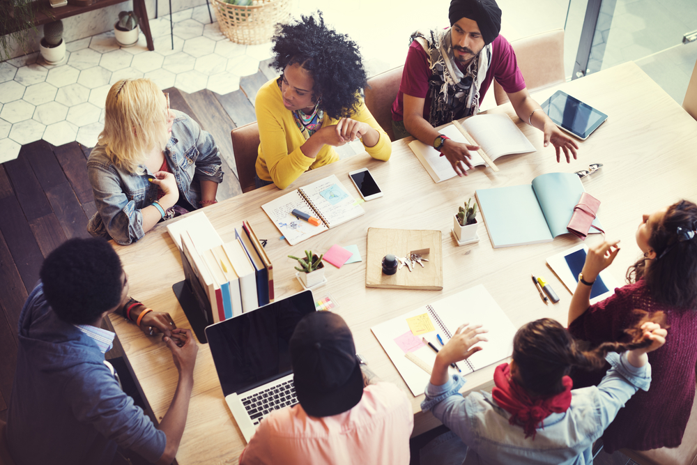 4 Ways to Improve Your Office's Work Environment