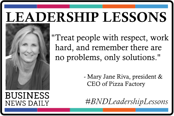 Leadership Lessons: Find Solutions, Not Problems