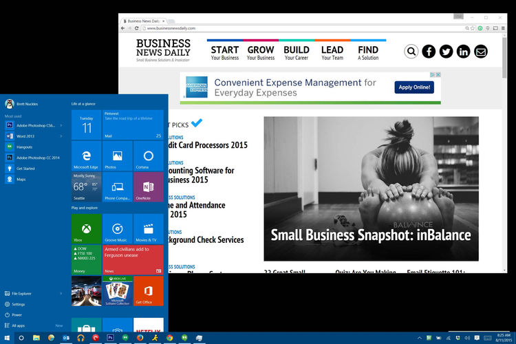 Microsoft to Businesses: Upgrade to Windows 10 or Face Serious Security Risks