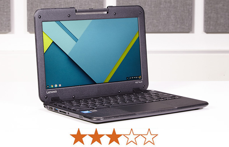 Lenovo N22 Chromebook Touch Review: Is It Good for Business?