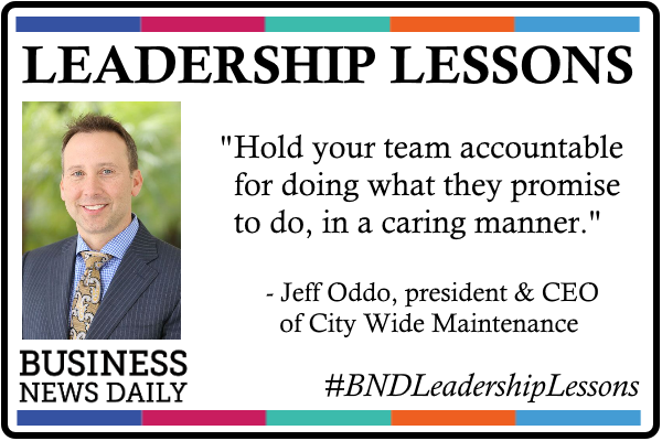 Leadership Lessons: Hold Your Team Accountable for Success