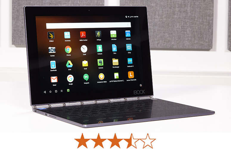 Lenovo Yoga Book (Android) Review: Is It Good for Business?