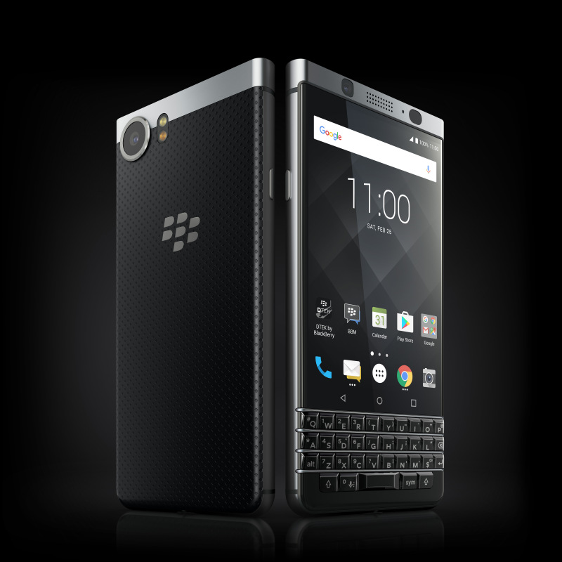 BlackBerry KEYone Smartphone: Is It Good for Business?
