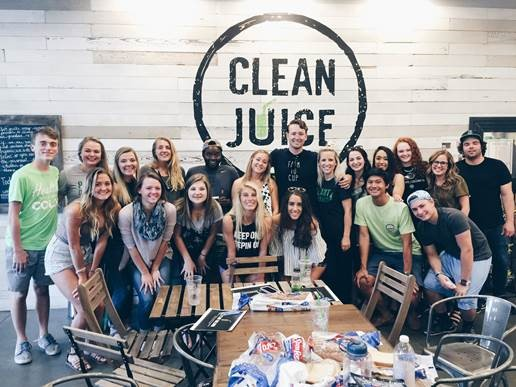Small Business Snapshot: Clean Juice