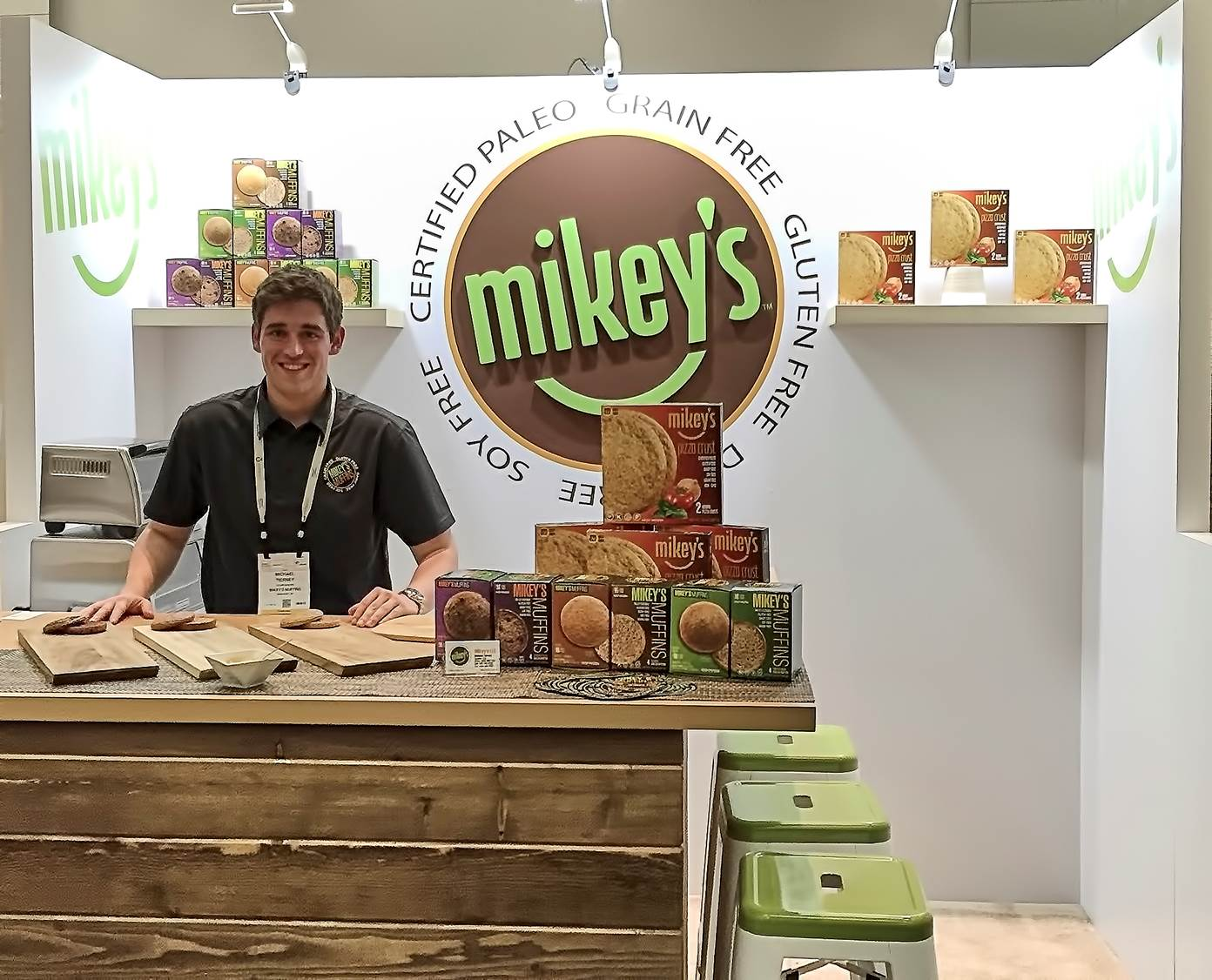 Small Business Snapshot: Mikey's