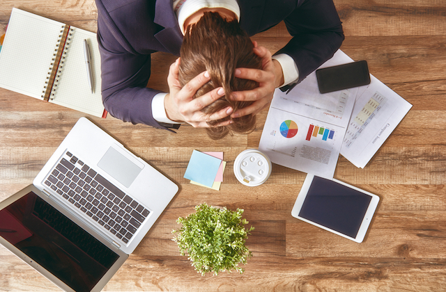 Want to Lower Your Stress? Be More Engaged at Work