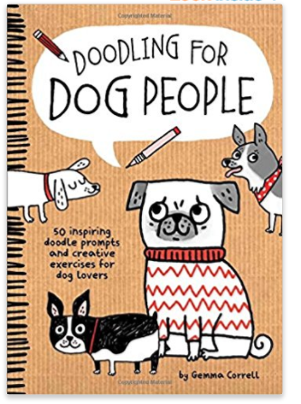 Doodling for Dog People, $11