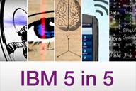 IBM look at 5 life-changing innovations
