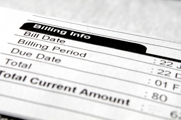 billing statement