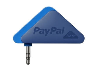 PayPal Here Car Reader